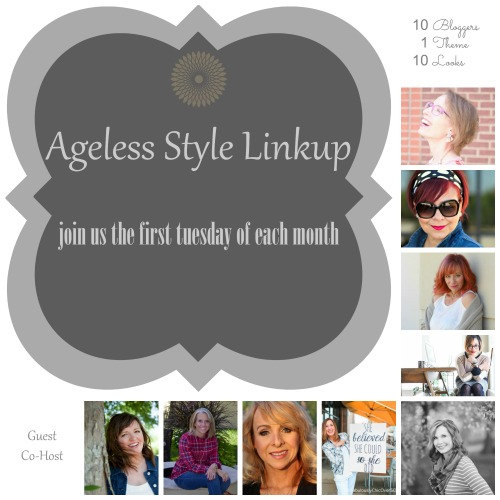 Ageless Style Linkup #fashionover40